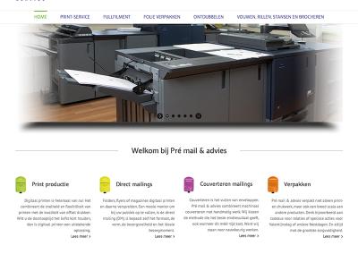Pré mail & print service